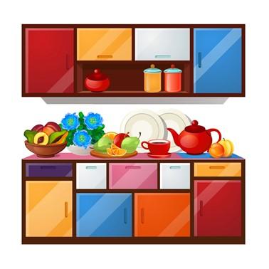 Kitchen Set Hutankayu